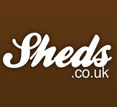 Sheds.co.uk screenshot
