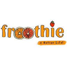 Froothie screenshot