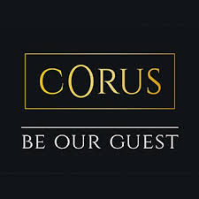 Corus hotels screenshot
